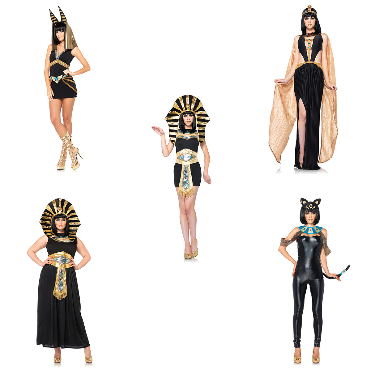 Leg Avenue Womens Sexy Egyptian Cleopatra Nile Queen Goddess Halloween Costumes  sc 1 st  Tytroy Inc toys parties & Tytroy Inc: Leg Avenue Womens Sexy Egyptian Cleopatra Nile Queen ...